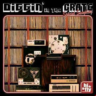 DJ CED PRESENTS DIGGIN IN THA CRATES VOLUME FOUR (HIP-HOP) EDITION
