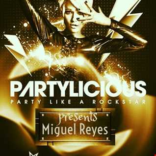 Miguel Reyes @ Partylicious 2016 Tech house Techno Live set
