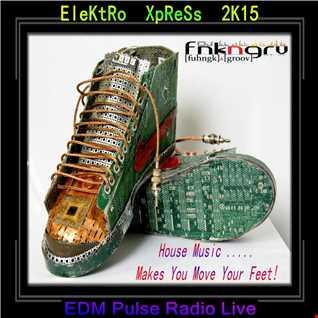 DJ FnknGrv Presents EDM Pulse Radio Elektro Xpress 2k15