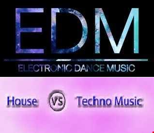 House vs Techno Mix 2015