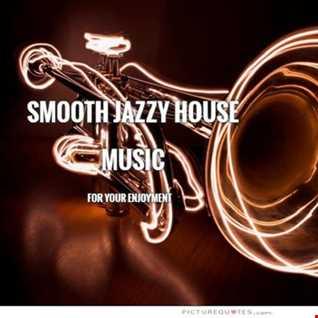 Smooth Jazzy House Music - DJ Carlos C4 Ramos