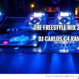 The Freestyle Mix 2 2016   DJ Carlos
