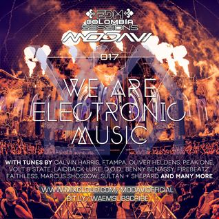 We Are Electronic Music 017