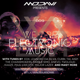We Are Electronic Music 009