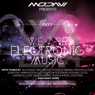 We Are Electronic Music 007
