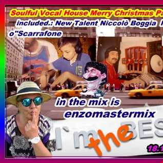 Dj Enzomastermix   HSR Soulful Vocal Merry Chistmas Part Two 18.12.2017