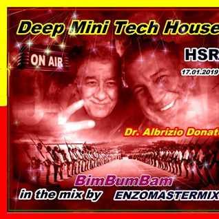 Dj Enzomastemix   HSR Deep MiniTech 17 Gennaio 2019