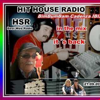 Dj Enzomastermix   HSR Underground Deep & Deep House   21.09.2017