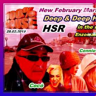 Dj Enzomastemix   HSR Deep & DEEP  28 FEBBRAIO 2019