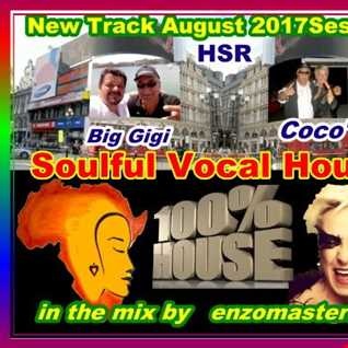 Dj Enzomastermix   HSR Soulful Vocal Ultimate Germany 28.08.2017