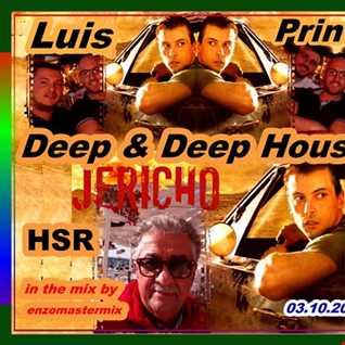 Dj Enzomastemix   HSR Luis Print Live Deep House 03.10.2018