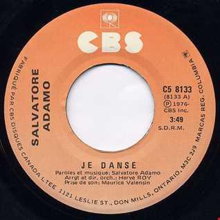 Salvatore Adamo   Je Danse (GH Special Extended)   125