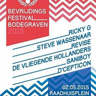 Bevrijdingsfestival @ de zon Bodegraven