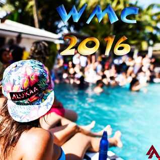 WMC Pool Party 2016 Mixed by ALUKAA