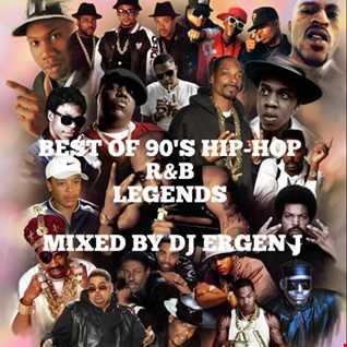 90's Hip Hop Mix | Best of Old School Rap Songs | R&B Classics | Westcoast | Eastcoast by DJ ERGEN J