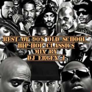 THE BEST OF 90's HIP-HOP OLD SCHOOL CLASSICS | Westcoast | Eastcoast MIX by DJ ERGEN J VOL.2