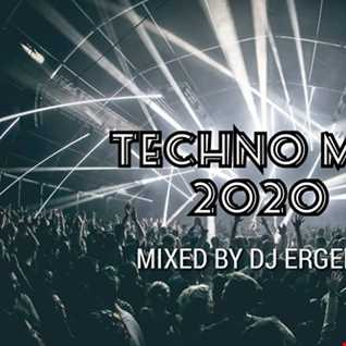 TECHNO CLUB MIX 2020 by DJ ERGEN J