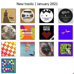 Néo Radio | Saison 4 Ep 16 | 2021/01/16 | New Tracks - January 2021