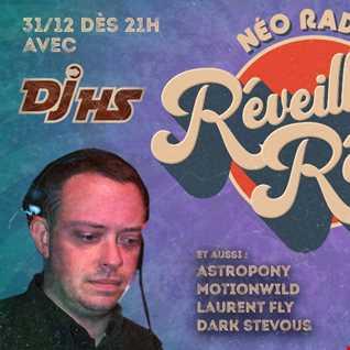 New Year Eve 2021 | Retro mix @néo radio | from Warehouse (USA) to Globe (Be)