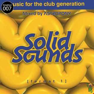 Compilcast 007 | Solid Sounds Format 1 (1996)