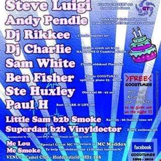 Goodtimes Birthday Sept 2010 - Huddersfield