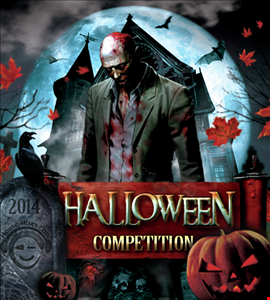 Halloween Competition 2014  mixtape by The Cube Dj