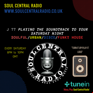 24.03 Digital Soul Session - LIVE on Soulcentralradio.co.uk