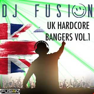 DJ Fusion   UK Hardcore Bangers 2020 vol1