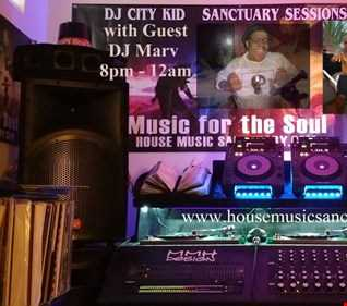 Sanctuary Sessions with Guest DJ Marv 2019 Vol 2