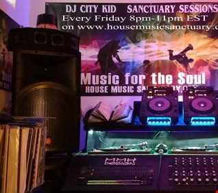 DJ City Kid Sanctuary Sessions 2018 Vol 27
