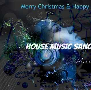 HMS Presents Sanctuary Sessions House music for Xmas