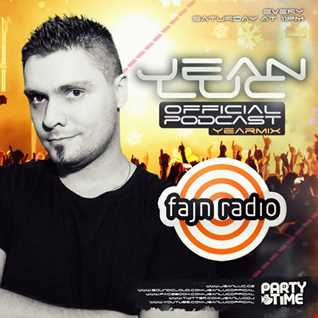 Jean Luc - Official Podcast #191 - YEAR MIX 2017 (Party Time on Fajn Radio)