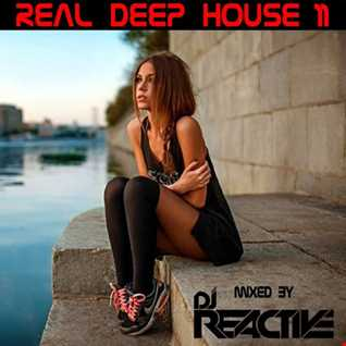 Real Deep House Volume 11 (Mixed by Dj Reactive)