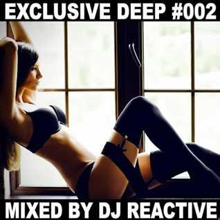 Dj Reactive   Exclusive Deep 002