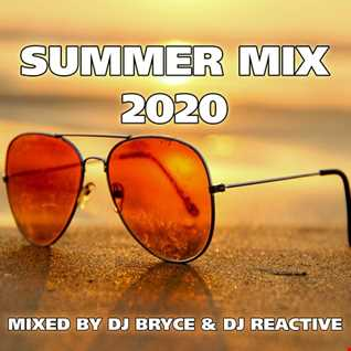 Summer Mix 2020 (Mixed by Dj Bryce & Reactive)