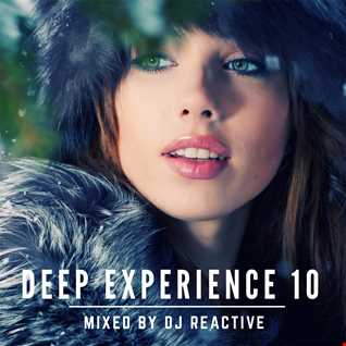 Deep Experience 10 (Mixed by Dj Reactive)