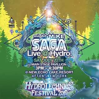 mighty Mike Saga Live @ Hydrotechnics Festival 2019