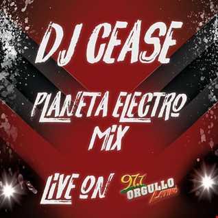 DJ CEASE PLANETA ELECTRO MIX ON 97.7 WTLQ-FM Radio