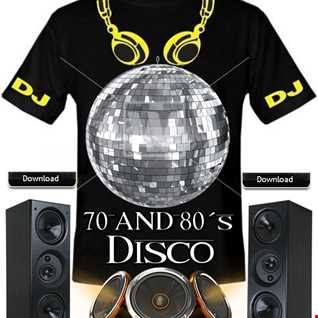 70 and 80s Special Disco