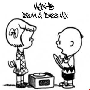 M4X-B - Drum and Bass Mix (October 2016)