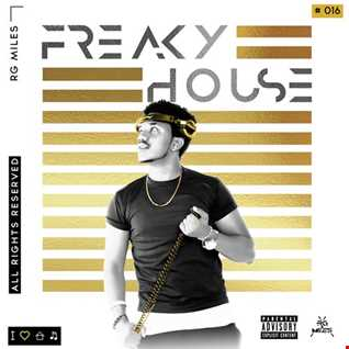 Freaky House Show - 016 (DJ KenB Guest Mix)