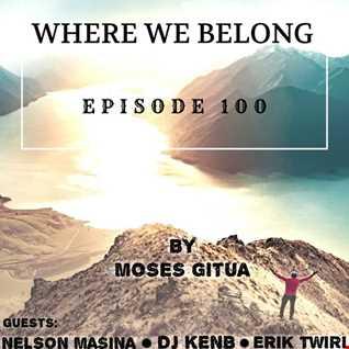 Where We Belong-100 (DJ KenB Guest Mix)