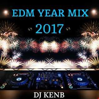 EDM Year Mix 2017