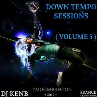 Down Tempo Sessions (Vol. 5) [Moombahton]