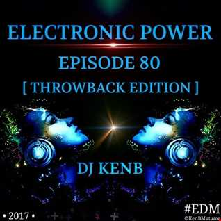 Electronic Power 80 (Throwback Edition)
