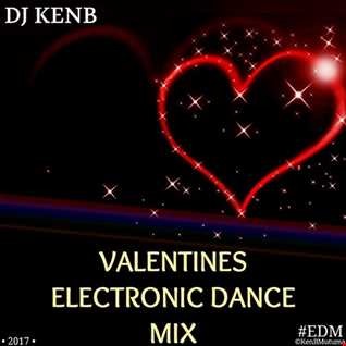 Valentines Electronic Dance Mix
