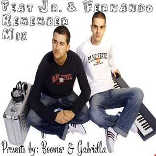 Boomer & Gabriella   Peat Jr. & Fernando Remember Mix (2014)