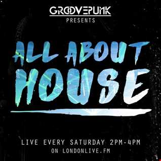 ALL ABOUT HOUSE - Deep|Funky|Vocal - 14/05/2016