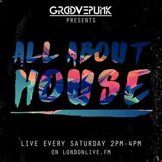 ALL ABOUT HOUSE - LondonLiveFM - 23/04/2016