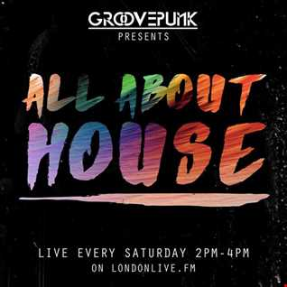ALL ABOUT HOUSE - LondonLiveFM - 07/05/2016